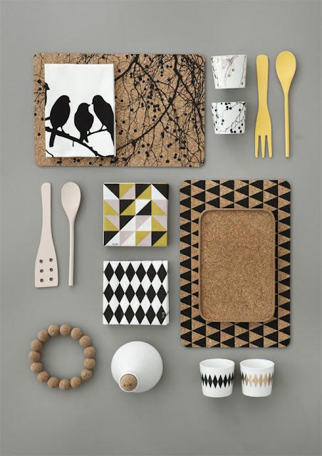 Catálogo decoración Ferm Living Primavera Verano 2012. SS 2012