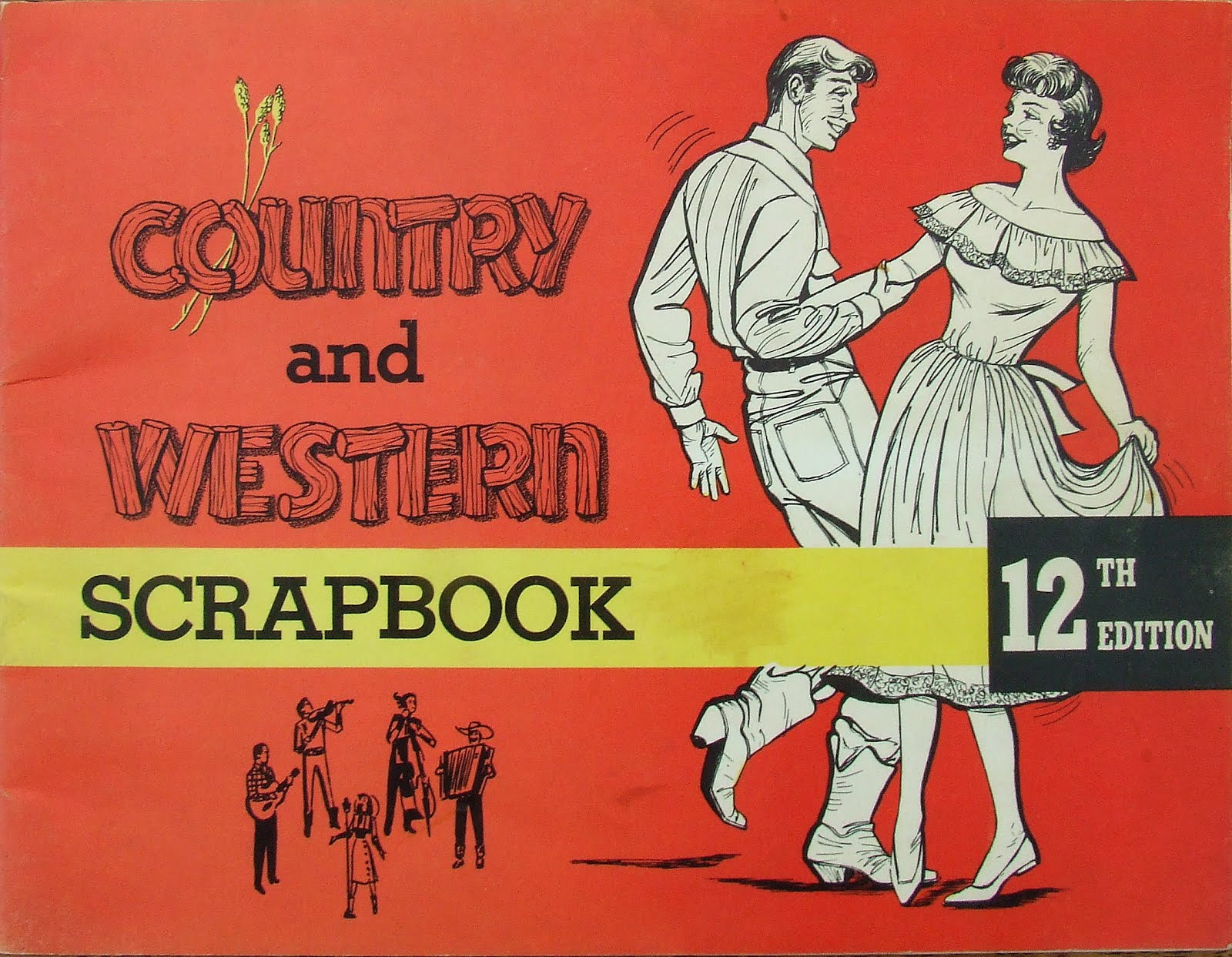C & W Scrapbook !
