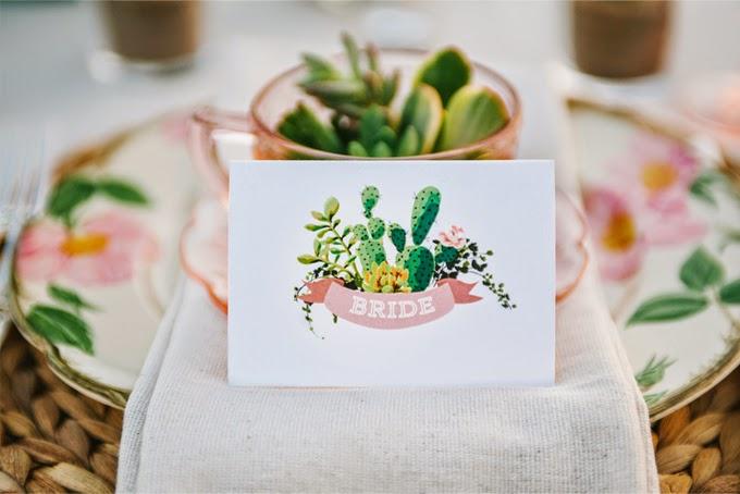 Desert Romance Styled Wedding Inspiration Shoot