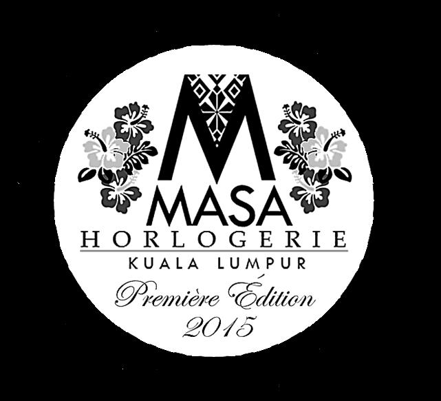 Masa Horlogerie  Premier Edition 2015:Heritage Horlogerie