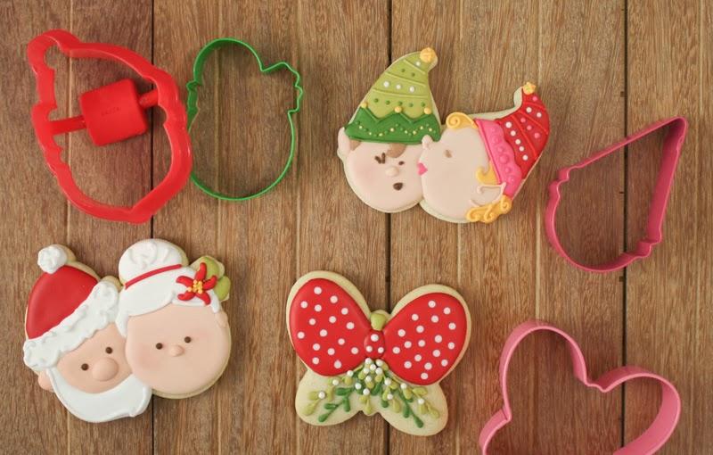 Kissy Elves Christmas Cookie Tutorial Klickitat Street