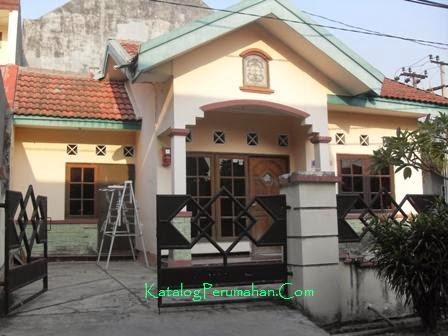 Contoh rumah type 45 Puri Lidah Kulon Indah