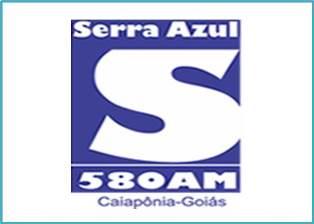Rádio Serra Azul AM de Caiapônia GO ao vivo