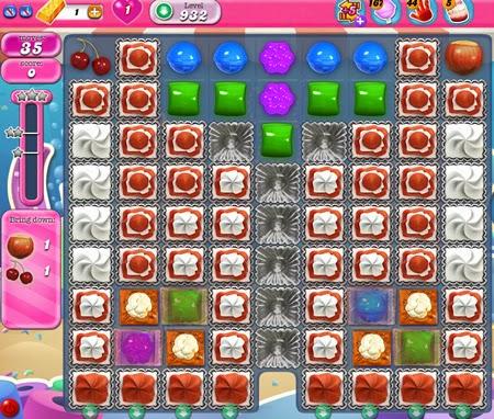 Candy Crush Saga 932