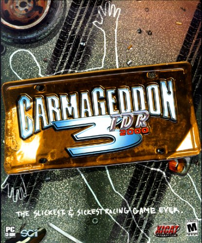Carmageddon 3 The Death Race 2000 PC Full Español