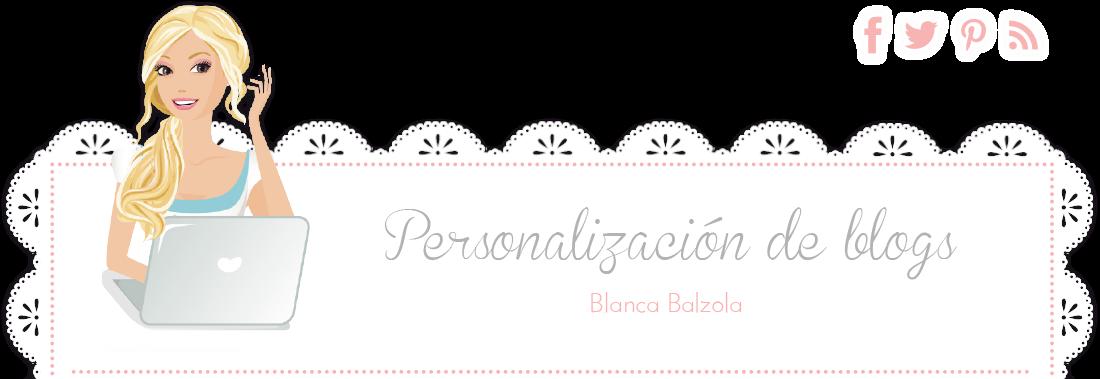 Personalización de Blogs: Blog con consejos y trucos para blogueras