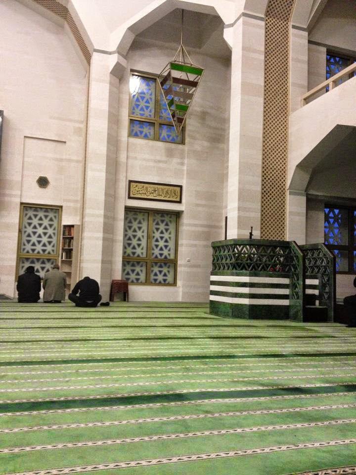 Pendik Dumankaya Camii