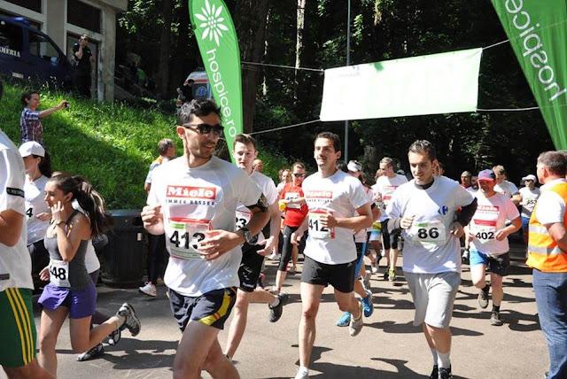 Crosul Aleargă Tu pentru Ei, 11 iulie 2015, Brașov. Alergare