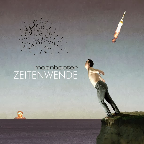 Moonbooter - Zeitenwende - MellowJet-Records (2013) / source : Bernd Scholl