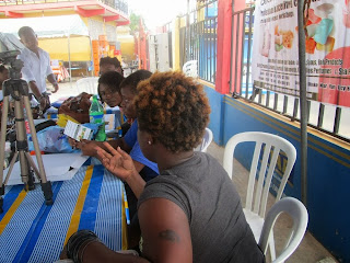 Bloggers in Ghana