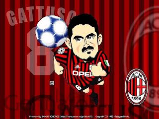 Gennaro Gattuso Ac Milan Wallpaper 2011 5