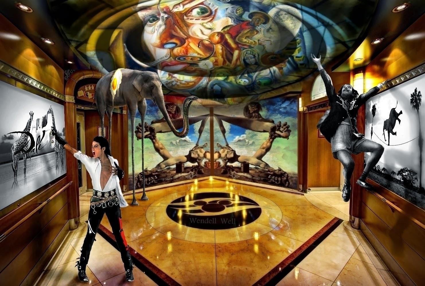 a biography of salvador dali a surrealist painter
