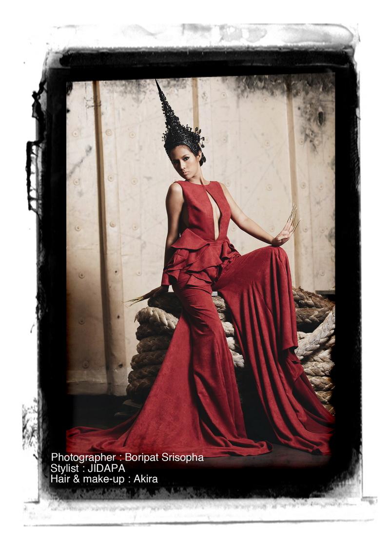 Miss Thailand Universe 2011-Chanyasorn Sakornchan|I'm Miss ... Chanyasorn Sakornchan