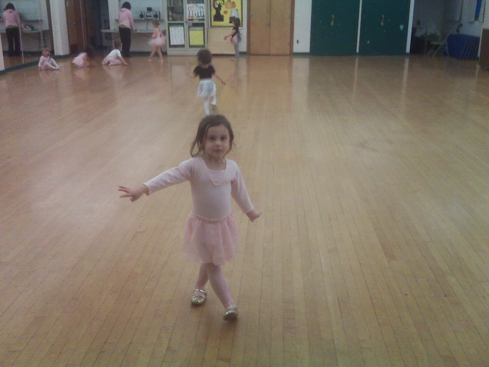 Hannah Ballerina