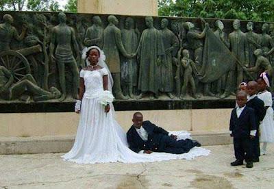 Este casamento promete!