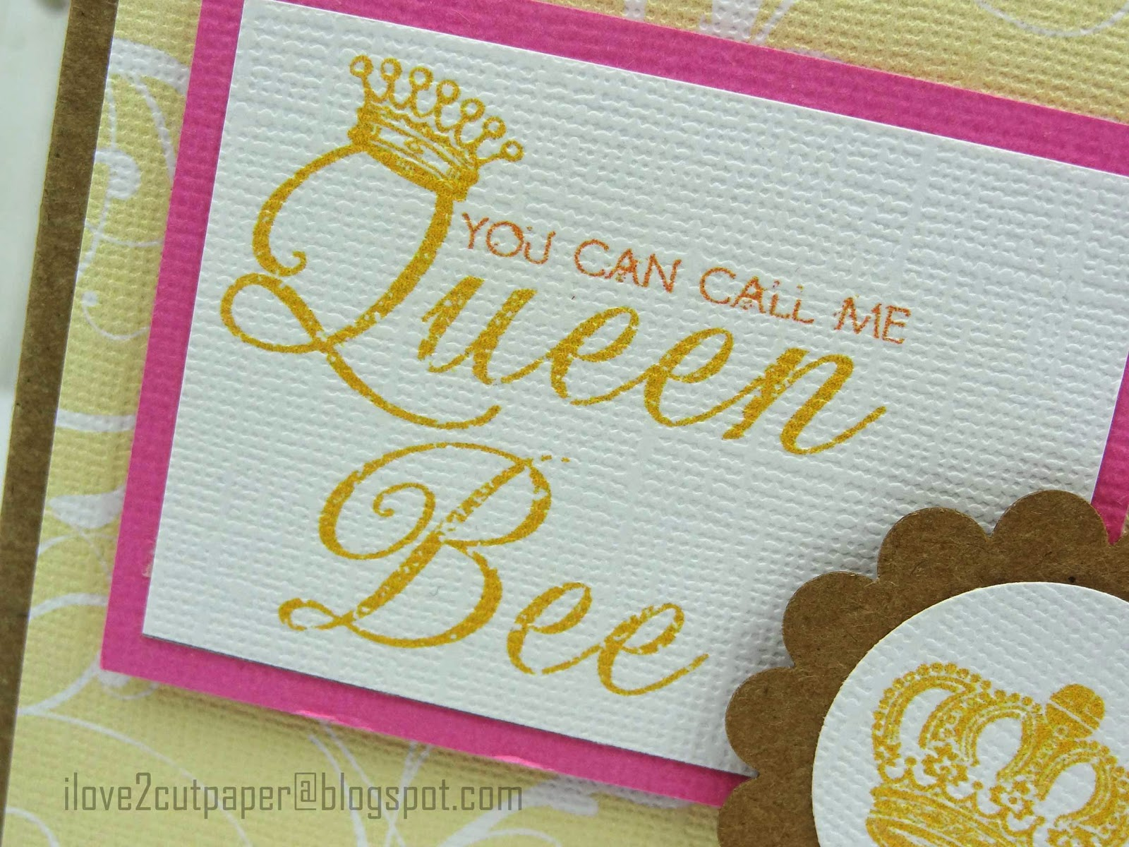 Queen Bee sentiment - graphic