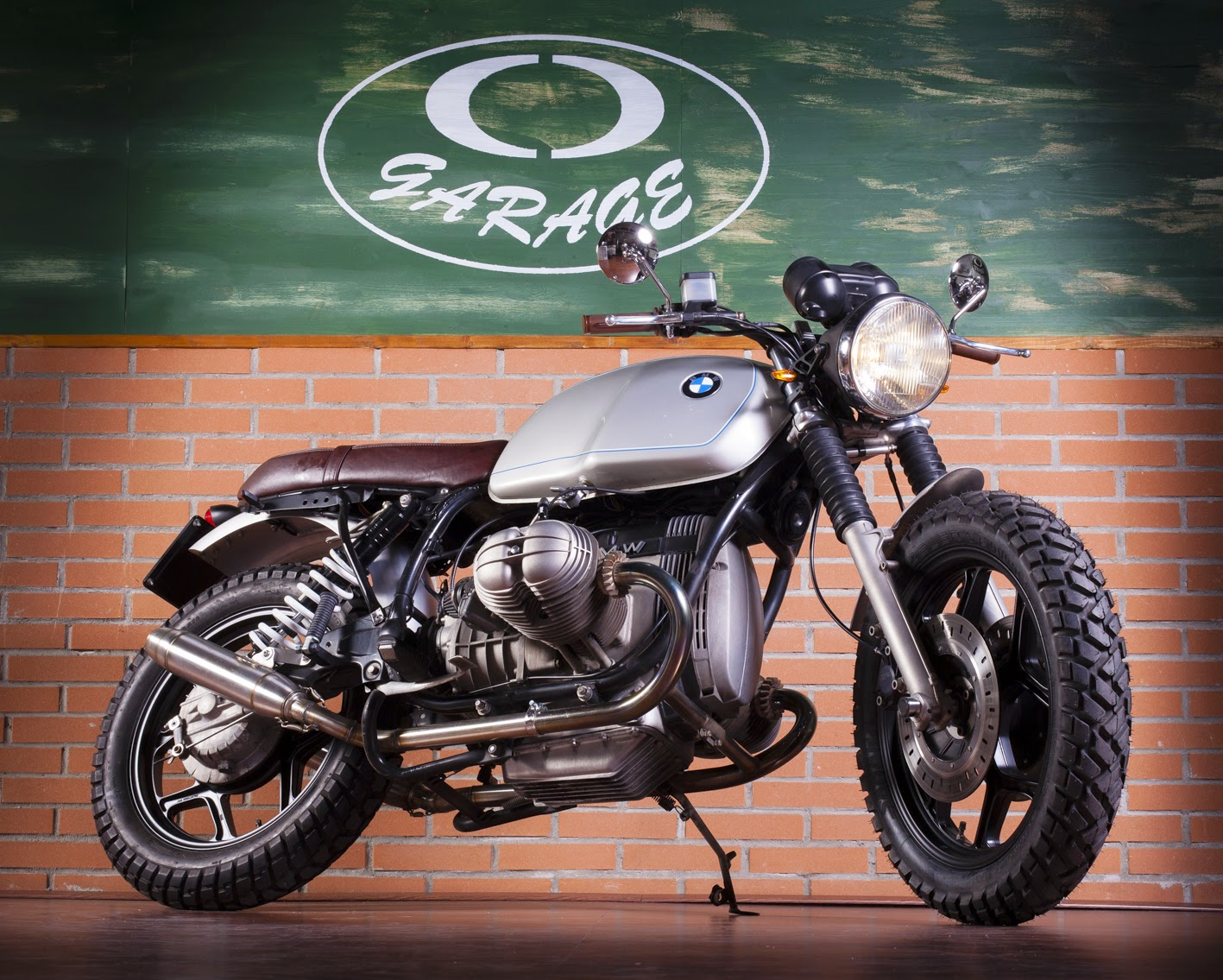 Racing cafè: bmw r80 by cd garage milano