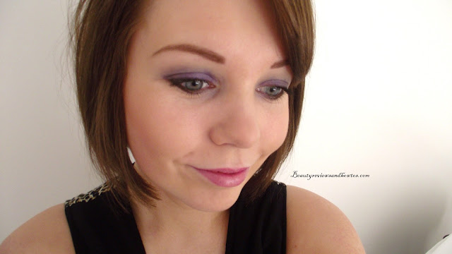 Rimmel Colour Mousse 8Hour Eyeshadow Review - 013 Galaxy