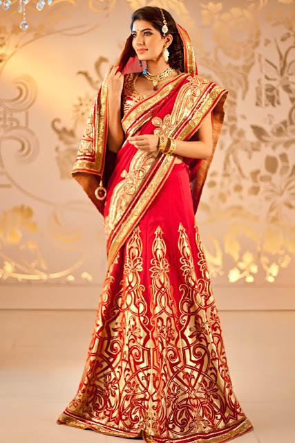 Fashion And Styles Satya Paul Bridal Sarees L Latest