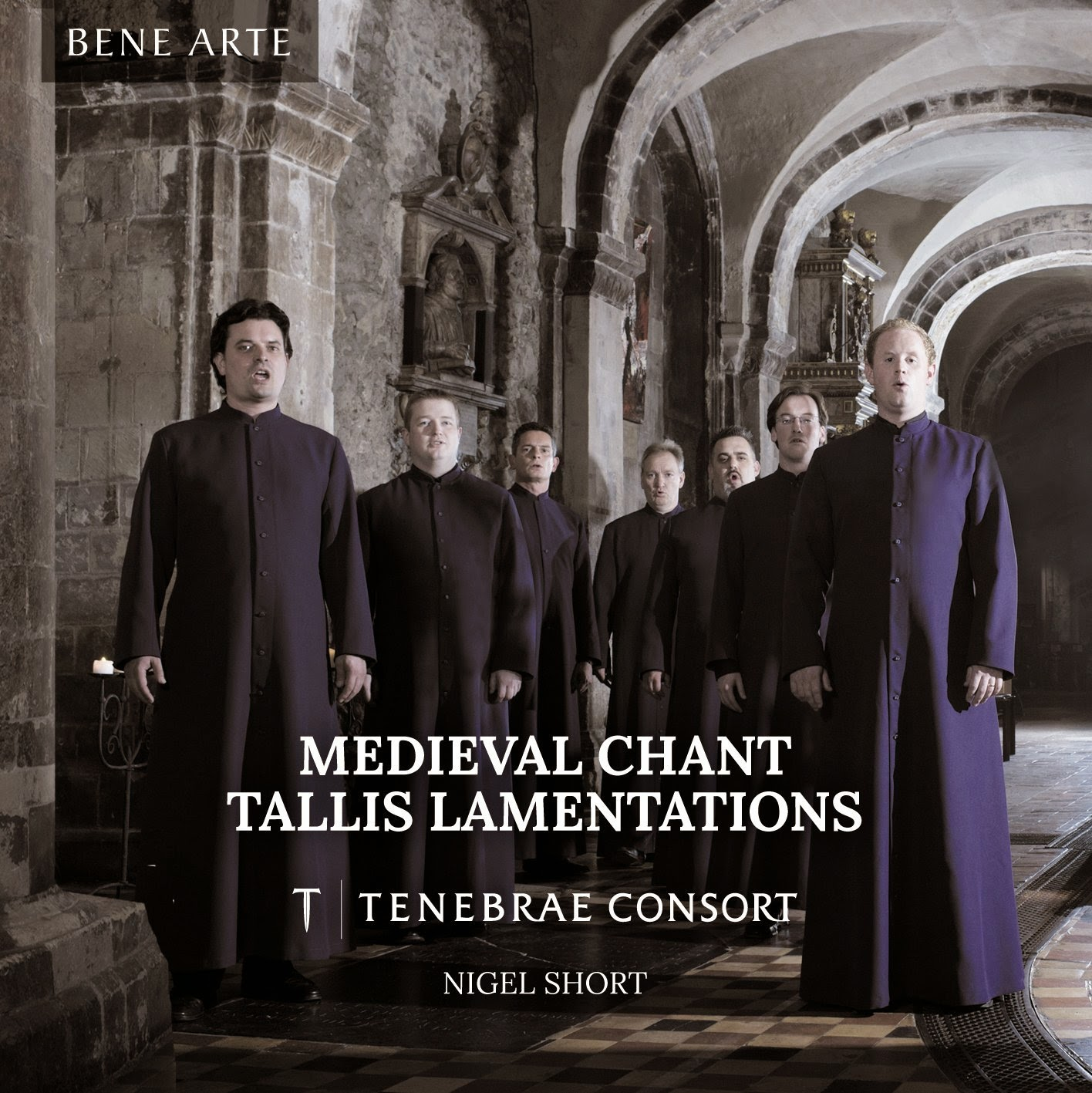 Medieval Chant - Tenebrae Consort - SIGCD901