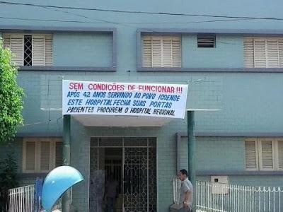 HOSPITAL DE Dr. QUILON FECHA AS PORTAS