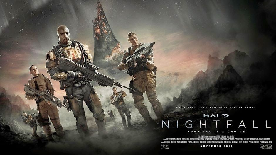 Halo: NightFall Released Digitally In The UK March 16th -  We Know Gamers