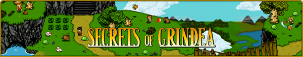 Secrets of Grindea (Early Access v0.56h) 2014