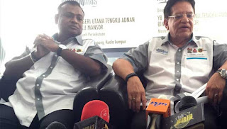 UMNO pantau tujuh pemimpin pro-Tun M
