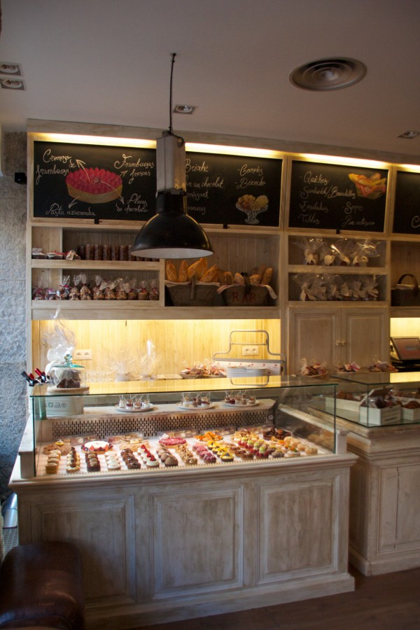 Personally selected products mam framboise en madrid for Decoracion cafeteria