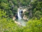 Beautiful waterfalls-Dunhinda falls badulla