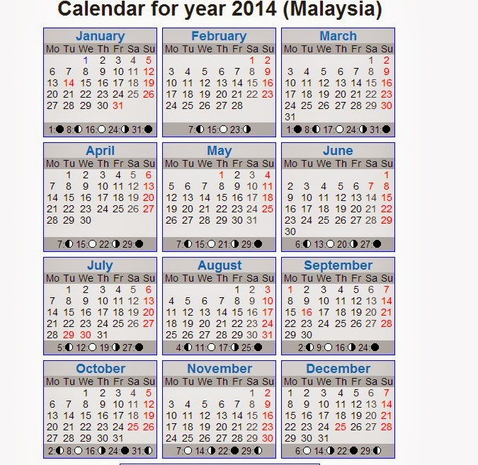 Calendar Monthly Observances : Kalendar u ekselu new calendar template site