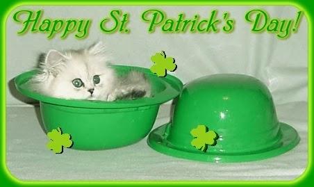 Happy Saint Patrick's Day, part 4