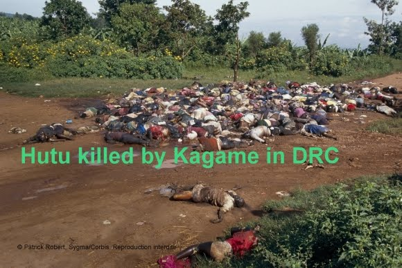 Hutu Refugees Killed by Kagame in 1996