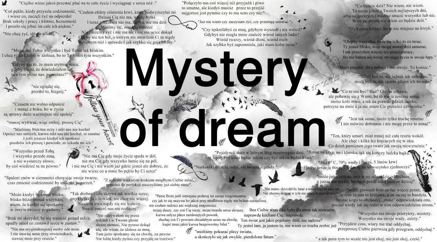 Mystery of dream ♥