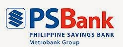 PS Bank logo