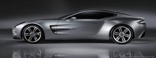 une couverture Facebook Voiture Aston Martin One