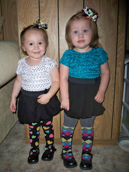 The Twins Anna And Maggie