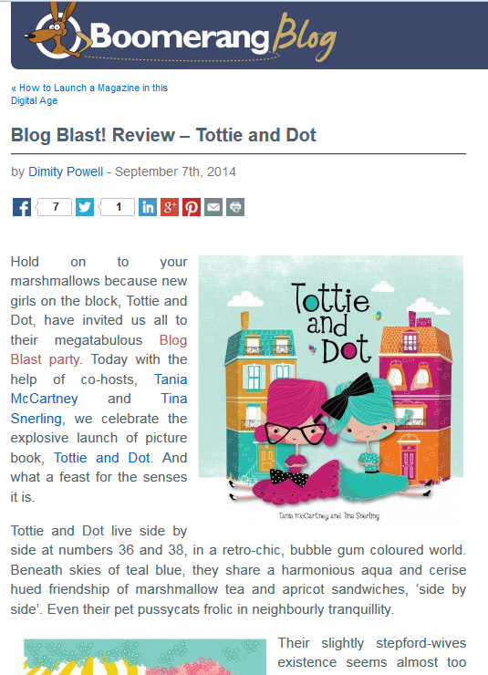 http://blog.boomerangbooks.com.au/blog-blast-review-tottie-and-dot/2014/09