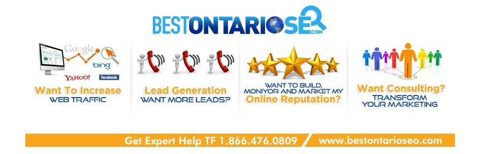 Welcome To Best Ontario SEO Inc Business Blog