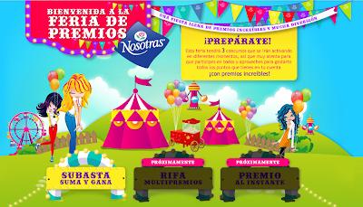 concurso+nosotras+feria+de+premios+gana+un+ipad+16+gb+2011