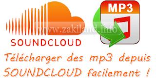 Télécharger des mp3 depuis SoundCloud facilement tutoriel