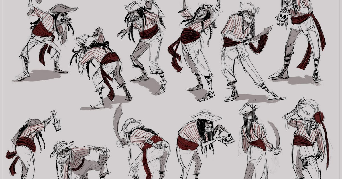 Stephen Silver Character Design Portfolio : Gillianimation updates