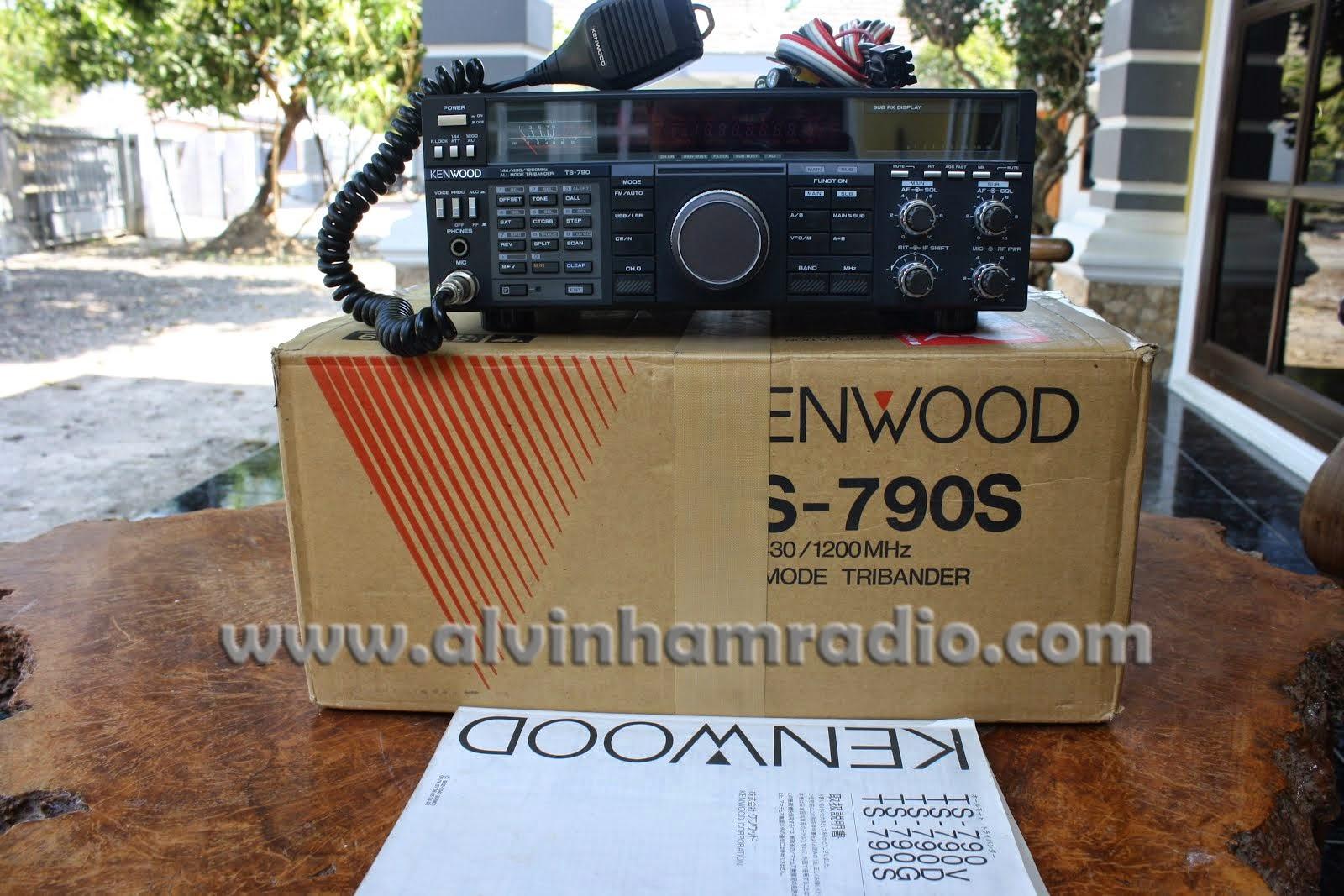 TRIBANDER KENWOOD TS - 790S