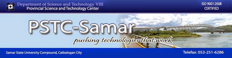 DOST PSTC Samar