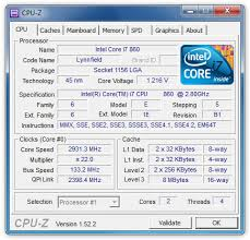CPUID CPU-Z 1.64 Portable