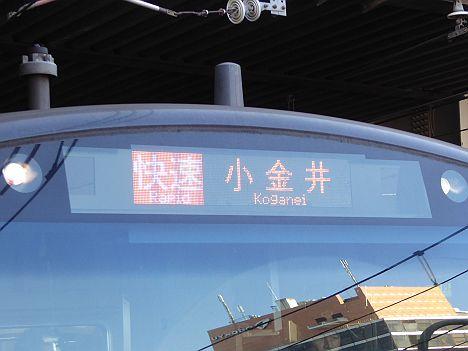 湘南新宿ライン 高崎線直通 特別快速 E231系