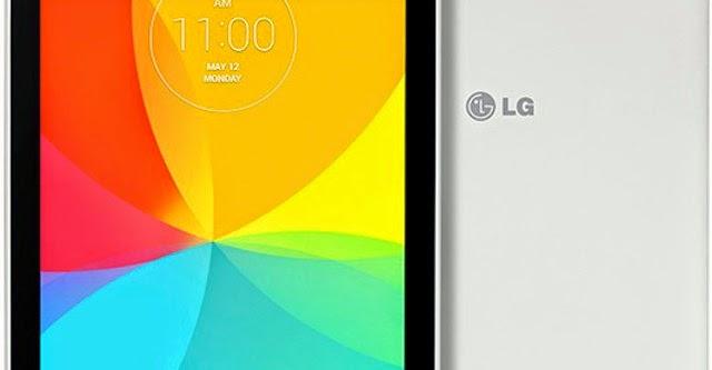 LG chính thức phát hành G Pad 8.0