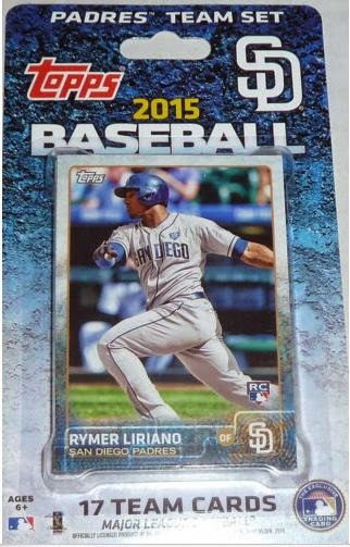 Reports of 2015 Topps Team Sets are Showing Up on the Bay