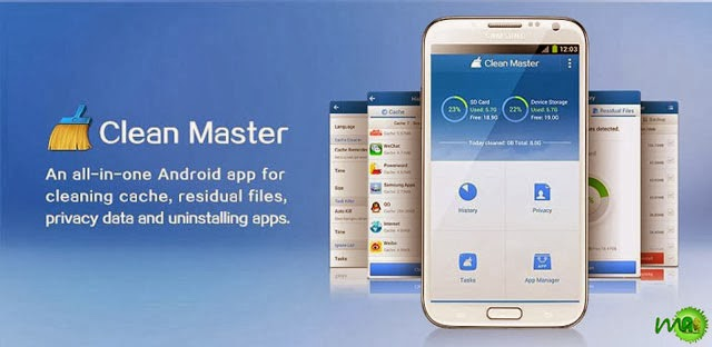 Own master ( Cleaner) APK- Must Have Android App