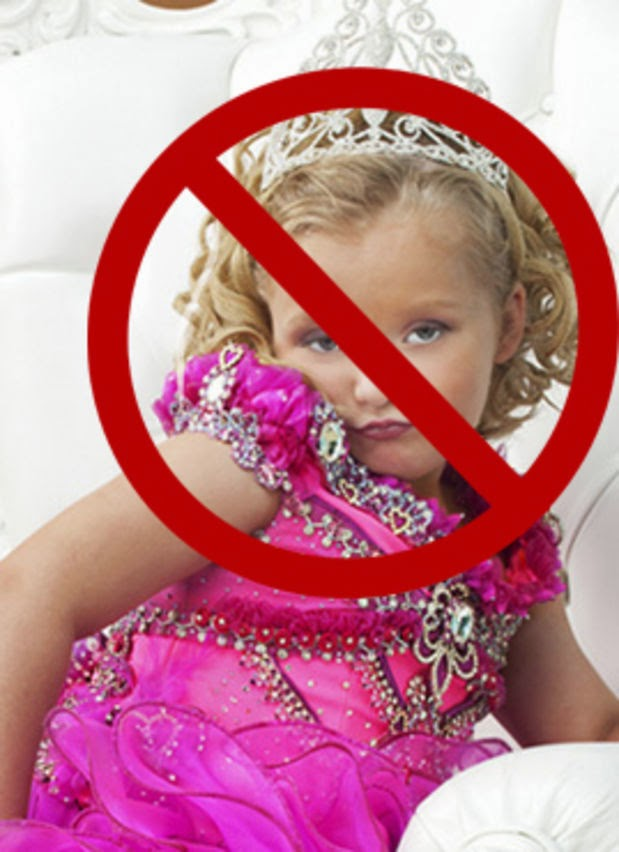 Banned Beauty Pageants